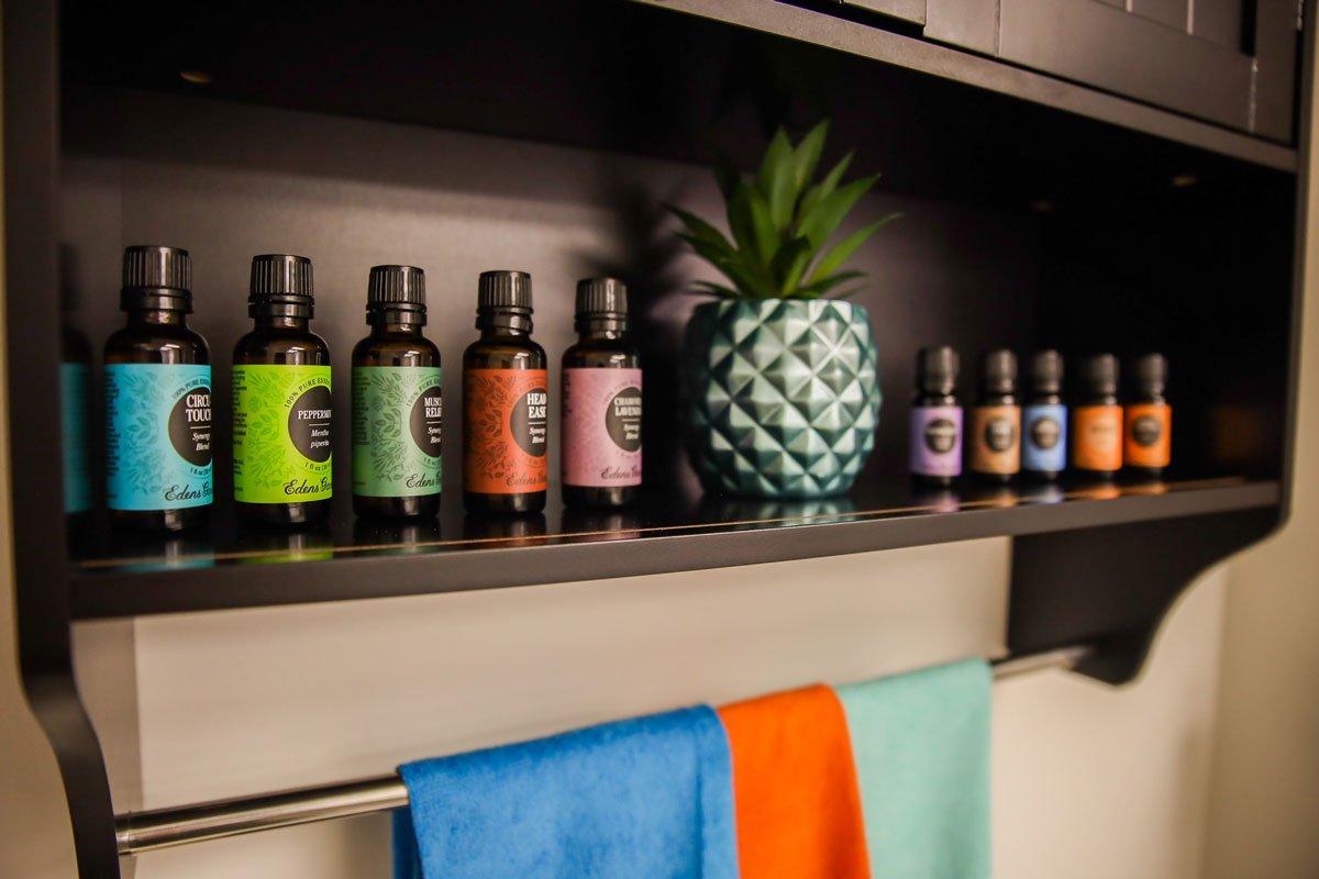 Covington Athletic Massage Oils